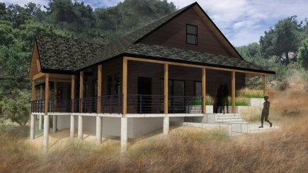 Mosier Scenic Area Residence